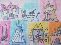 幼稚園(女子)色鉛筆