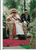 19e siecle la reine et le duc