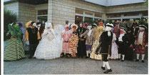 renaissance costumes de venise