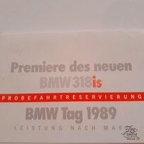 Der BMW Tag 1989