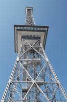 IFA 2012 | Funkturm | Faszination Technik. Der Berliner Funkturm, erbaut in den 1920er Jahren, also in Vor-Fernsehzeiten. Schon Messesymbol zu Zeiten, als Programmzeitschriften sich noch 'Hör zu' nennen konnten. Aber immer noch attraktiv.