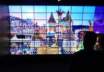 IFA 2012 | LG |  Ganz großes 3D-Kino gab's bei LG.