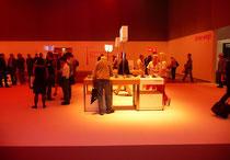 IFA 2012 | VODAFONE | ... fiel die Performance insgesamt etwas sehr business-mäßig aus.