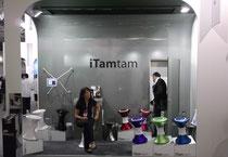 IFA 2012 | I-TAMTAM | ... mit originellen, manchmal etwas überraschenden Produktwelten ...