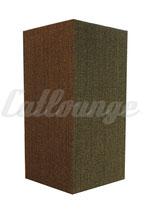 Kratzturm Medium Pure Edge brown hinten/links