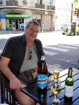 une bière en Argentine