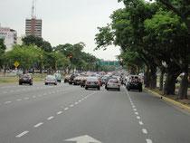 avenue du 9 juillet Buenos Aire
