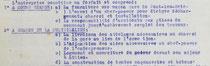 ATHIES extrait du devis de l'entreprise en date du 5 août 1922 (AD Somme série R)
