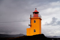 Leuchtturm von Grindavik
