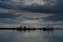 Im Hafen von Sandgerdi