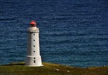 Leuchtturm Sellatranes nördlich der Straße 615