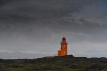 Leuchtturm in Grindavik
