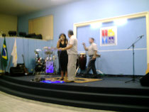 Iglesia 5ºCuadrangular de Campo Mourao Brasil