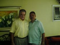 presidente del juzgado de Paraguay