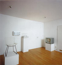 Left to right: Harry Bertoia, Dieter Rams, Braun Designabteilung