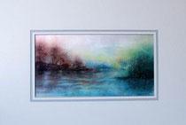 Nr. 94.01  Aquarell auf Büttenspezialpapier Fin Art 60x50 cm inkl. Karton - Passepartout  €  260,-