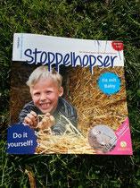 """Titelbild """"Stoppelhopser"""" Ausgabe September/Oktober 2014"""