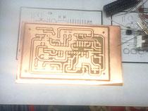 PCB  USB GPIC