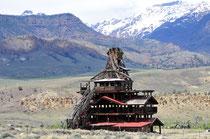 The Smith Mansion / Wapiti, Wyoming