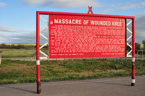 Wounded Knee Massacre Site, South Dakota