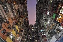 QUARRY BAY - HONG KONG ISLAND