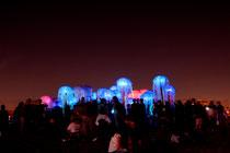 Santa Monica Glow Festival