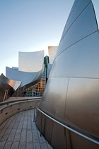 Walt Disney Concert Hall - Downtown L.A.