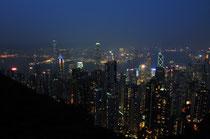 VICTORIA PEAK - HONG KONG ISLAND