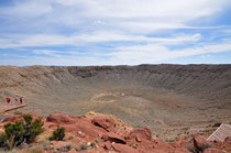 Meteor Crater - Winslow, Arizona