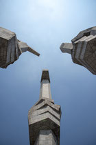 Monument to the Party Foundation - Pyongyang