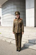 Victorious Fatherland Liberation War Museum - Pyongyang