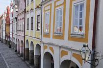 Telc - Fassaden