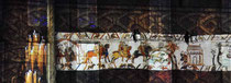 Bayeux, tapis 70 mètres de longeur