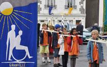 Granville, fête des pêcheurss et de la libération