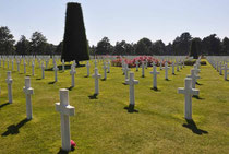 Cimetière soldats américains
