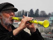 Prag - Kultur auf der Karlsbrücke