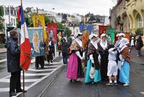 Granville, fête des pêcheurs et de la libération