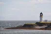 Scotland , viele Leuchttürme