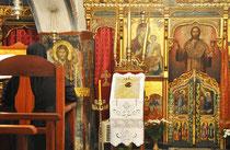 Amorgos - Kloster Ág. Geórgios Valsamitis