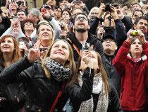 Prag - Touristen