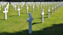 Cimetiére des soldats américains