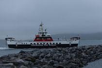 Äussere Hebriden - mit Fähren oder Brücken verbunden