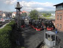 Harzbahnen, Wernigerode