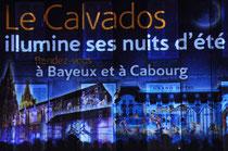 Bayeux, son et lumière