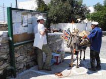 Amorgos - Begegnungen