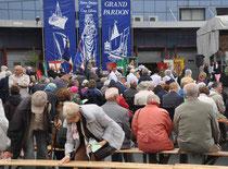 Ganville, fête des pêcheurs et de la libération