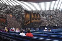 Helsinki, Felskirche