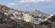 Olympos, auf Karpathos