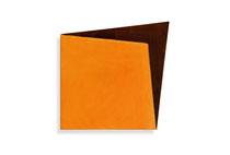 Zonder titel, 2011, 58 x 58cm,  acryl op shaped canvas