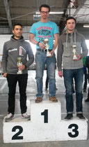 Podium finale B National (10.5)